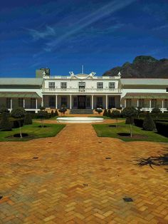 Cape Town, South Africa - a great location for Backpackers.