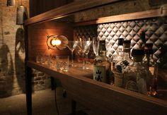 Le bar à whisky par Rockstar