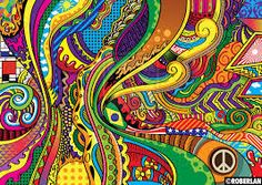 colorful abstract drawing ideas - Google Search