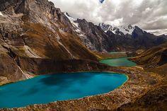 ✭ Mirador Huayhuash, Peru