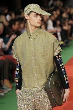 KENZO at Paris Fashion Week