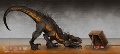 Blue Jurassic World, Jurassic World Dinosaurs, Jurassic World Fallen Kingdom, Prehistoric Creatures, Mythical Creatures, Jurassic Park Trilogy, Dinosaur Pictures, Godzilla, Falling Kingdoms