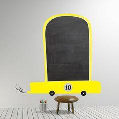 Dekorácie - A U T O - tabule - 5394260_ Handmade, Home Decor, Hand Made, Decoration Home, Room Decor, Home Interior Design, Home Decoration, Handarbeit, Interior Design