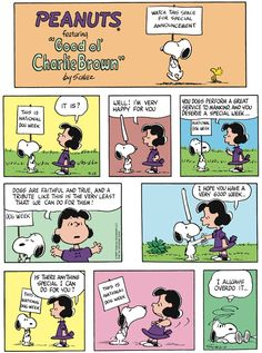 Peanuts Comic Strip, September 18, 2016     on GoComics.com