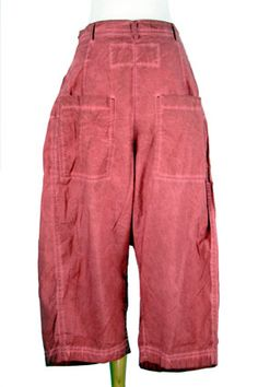 Rundholz Trousers Red