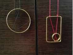 Items similar to Gold plated brass, Circle and Square, long necklace, Minimalist, Beaded necklaces on Etsy Minimal Jewelry, Beaded Necklaces, Minimalist, Brass, Gold, Etsy, Blue Necklace, Copper, Rice