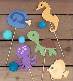 Under the Sea Printables | AllFreePaperCrafts.com
