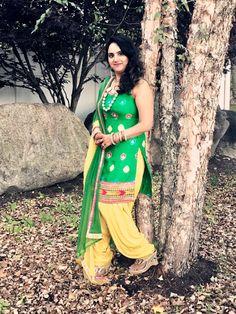 Punjabi Salwar Suits, Patiala Salwar