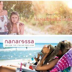Passa l'estate con noi! Trova il prodotto che stai cercando e approfitta delle offerte valide anche durante i saldi! https://www.nanarossa.com/it/