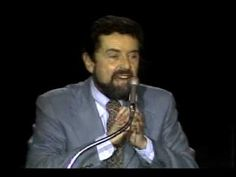 Leo Buscaglia - The Art of Being Fully Human (1 of 4) Watching this has changed my life