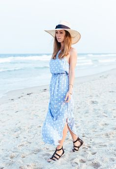 Beach Shore Style - Margo & Me