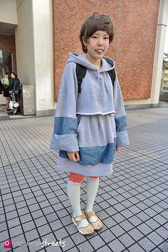 FASHION JAPAN: Himari Sumiya cute <3