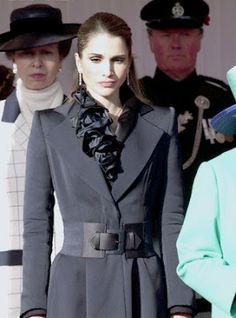 MUJERES CON ESTILO UNICO: RANIA beauty queen