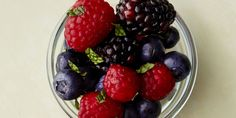 These berries are ready to go whenever you are.