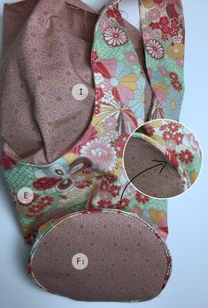 Nous sommes ravis aujourd'hui de pouvoir vous présenter notre tout premier tuto pour réaliser un sac japonais « Japanese Knot Bag » !