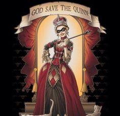 Harley Quinn - God Save The Quinn