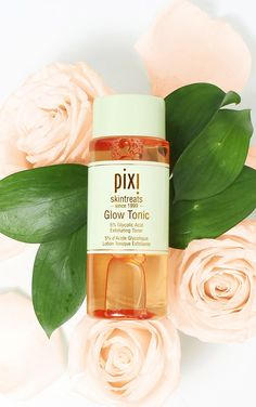 The Pixi Glow Tonic Head online and shop this season's range of beauty at PrettyLittleThing. Exfoliating Toner, Skin Toner, Pixi Glow Tonic, Lotion Tonique, Beauty Shots, Glycolic Acid, Pixie, Perfume Bottles, Fragrance