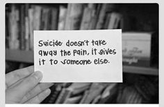 Trust me It doesn't take pain away