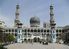 awesome The Dongguan Mosque at Dongshaomen
