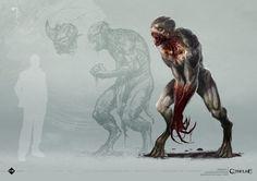 Monster transformation