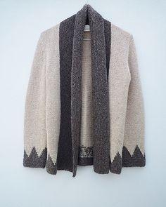 Ravelry: Lady Cardigan pattern by Kari-Helene Rane