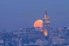 Tower Galata istanbul