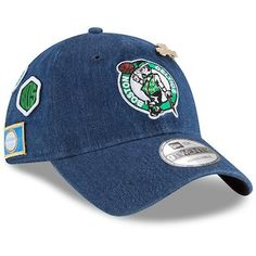 afba1b6691f Boston Celtics New Era 2018 Draft Adjustable Hat – Denim