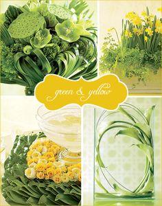 Floral Inspiration: 3 Fresh Palettes for Spring