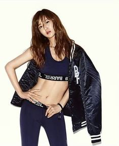 SNSD Yuri wows with her hot promotional pictures for Barrel Swimwear