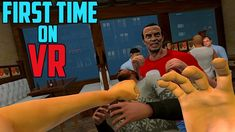 Funny VR Moments #vr #gaming #youtube #virtualreality #funny Vr Games, Funny Moments, First Time, Channel, Gaming, In This Moment, Youtube, Videogames, Game