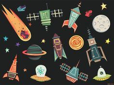 Space Stuff!