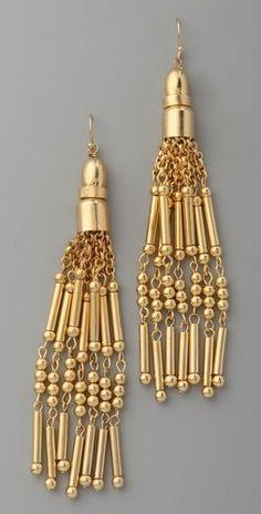 Lee Angel Jewelry Paloma Earrings - StyleSays