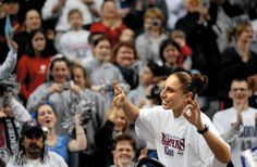 Before  Maya Moore  and Breanna Stewart, there was  Diana Taurasi , the brash kid from Chino, Calif. She'd always wanted to play for  UConn  and always knew she wanted to leave her mark on the program.
