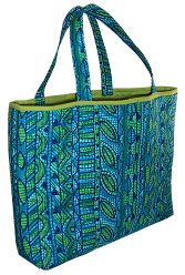 Free Bag Pattern and Tutorial - Easy Tote Bag