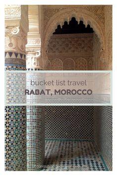 Rabat, Morocco Travel Highlights