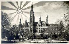 Adolf-Hitler-Platz in Wien, 1938