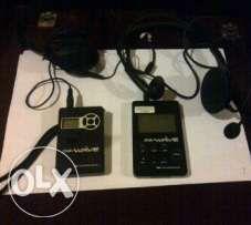 Rental interpreter system