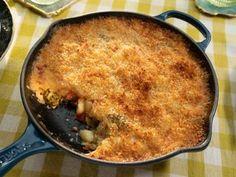 butter Gnocchi Mac And Cheese Recipe, Baked Gnocchi, Macaroni And Cheese, Food Network Valerie Bertinelli, Love Cake Recipe, Vegetarian Recipes, Cooking Recipes, Cooking Food, Pasta Recipes