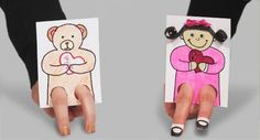 easy puppets for kids to make - Google Search   Puppet theatre ...
