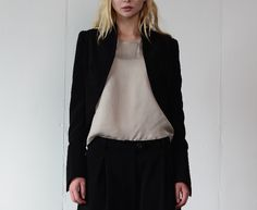 """CROPPED JACKET - """"PREORDER"""""""