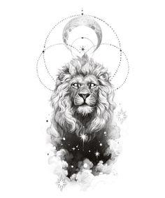 Medusa Tattoo Design, Leo Tattoo Designs, Tattoo Sleeve Designs, Tattoo Design Drawings, Tattoo Sketches, Cool Art Drawings, Sleeve Tattoos, Drawing Ideas, Lion Chest Tattoo