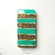 Chole Hand Painted Iphone 4/4s/5/5s/5c/6 Case by JanetGwenDesigns