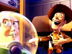 Décadas 1991-2000  Toy Story is a 1995 American computer-animated buddy-comedy adventure film produced by Pixar Animation Studios and released by Walt Disney Pictures. Directed by John Lasseter, Toy Story was the first feature-length computer-animated film and the first theatrical film produced by Pixar.