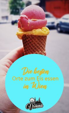 Trawel Advice The best places to eat ice cream in Vienna Austria Travel, Best Places To Eat, Vienna, Hot Dog Buns, The Good Place, Ice Cream, Good Things, Desserts, Roadtrip