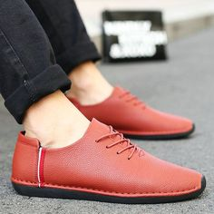 Shoes, Dress shoes men, Mens casual shoes, Mens boots fashion, Mens wingtip shoes, Gentleman shoes - Online Shop England Fashion Classic Mens Casual Shoes Zapatos New All Match Style Confortable Walki -  #Shoes