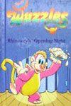 "Hasbro ""Wuzzles"" Rhinokey's Opening Night companion storybook (this came with the Rhinokey plush)"