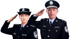 Identification-In China, the Police wear uniform as a form of identity and single out the wearer among people. The uniform identifies the wearer as one upon whom the State has vested authority to enforce the law within the general public.