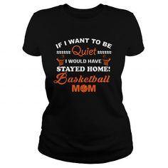 stayed home  basketball mom - Hot Trend T-shirts