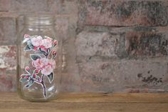 DIY Decoupage Jar With Free People Graphics | Free People Blog #freepeople