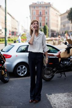 virginia smith from stockholm street style